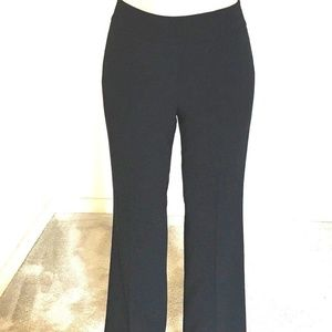 Ann Taylor Margo Black Dress Pants